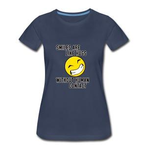Smiles - Women's Premium T-Shirt