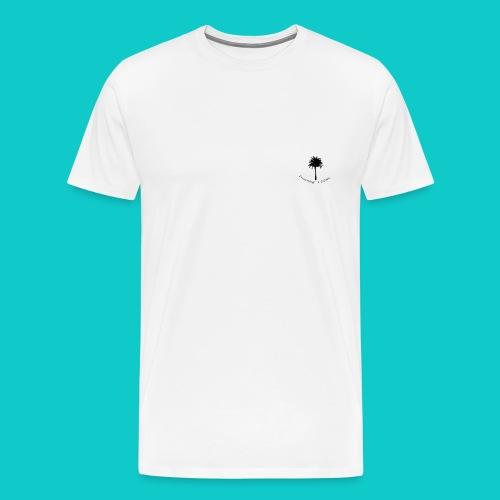 White Everything - Men's Premium T-Shirt