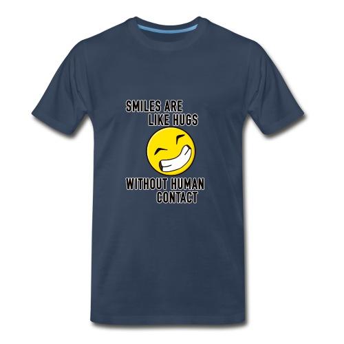 Smiles - Men's Premium T-Shirt