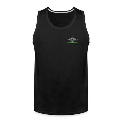 kustomBLOG offical mens tank top!  - Men's Premium Tank