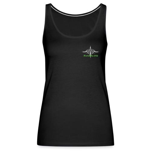 kustomBLOG offical womens tank top!  - Women's Premium Tank Top