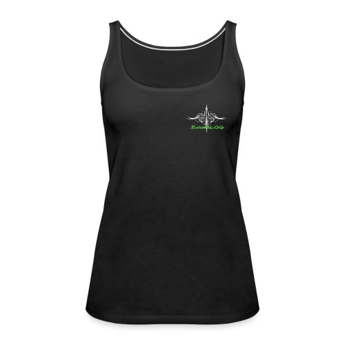 kustomBLOG offical womens tank top!  - Women's Premium Tank Top