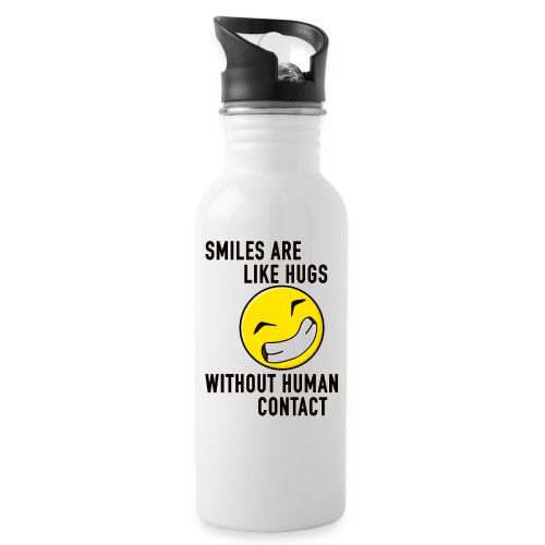 Smiles - Water Bottle