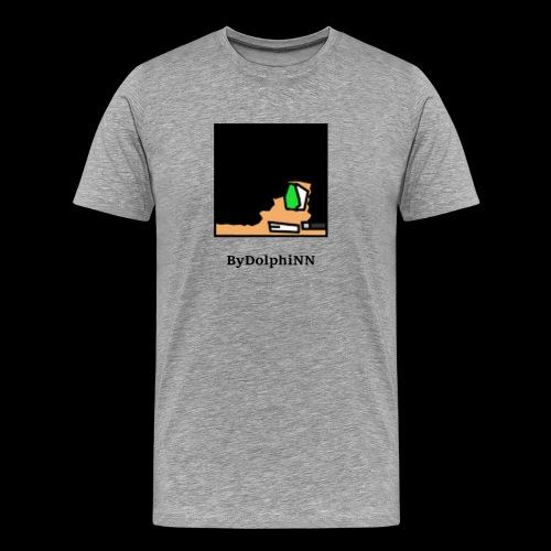DolphiNN Logo (Mens) - Men's Premium T-Shirt
