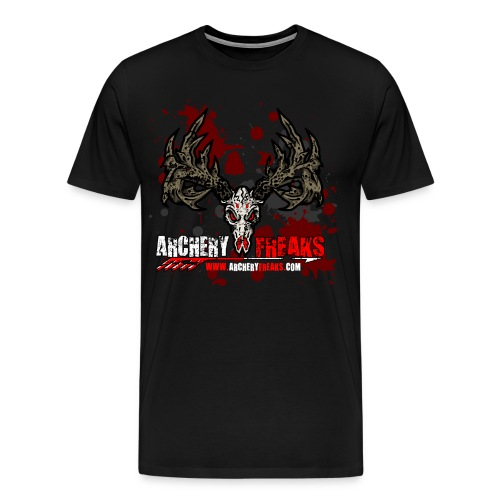 Archery Freaks Mens T Shirt - Men's Premium T-Shirt