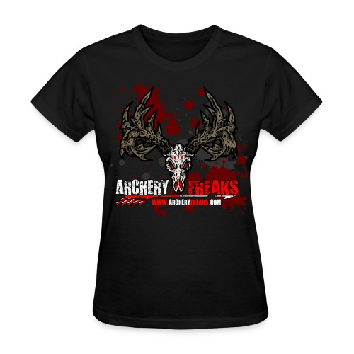 Archery Freaks Laidies T Shirt - Women's T-Shirt