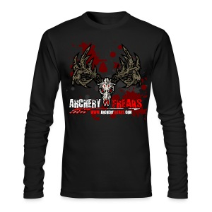 Archery Freaks American Appare Long Sleave T - Men's Long Sleeve T-Shirt by Next Level