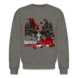 Archery Freaks Mens Sweatshirt - Crewneck Sweatshirt