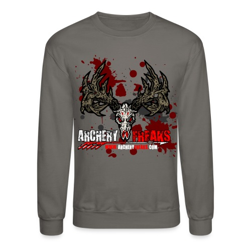 Archery Freaks Mens Sweatshirt - Crewneck Sweatshirt