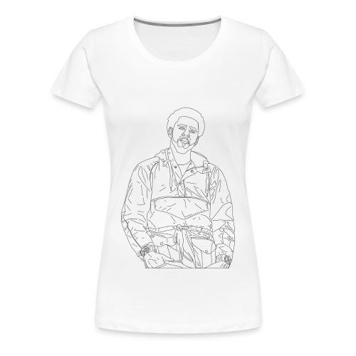 January 28th / T-Shirt - Women's Premium T-Shirt