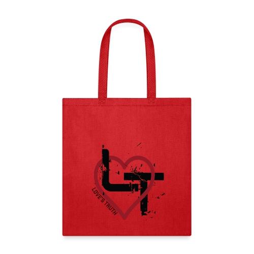 Tote Bag - Distressed Logo - Tote Bag