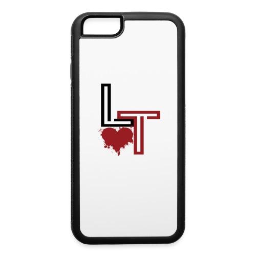iPhone 6 Rubber Case - Bleeding Heart Logo - iPhone 6/6s Rubber Case
