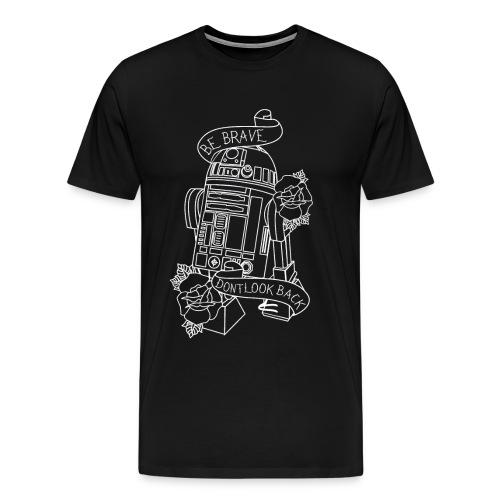 Traditional R2D2 - Men's Premium T-Shirt