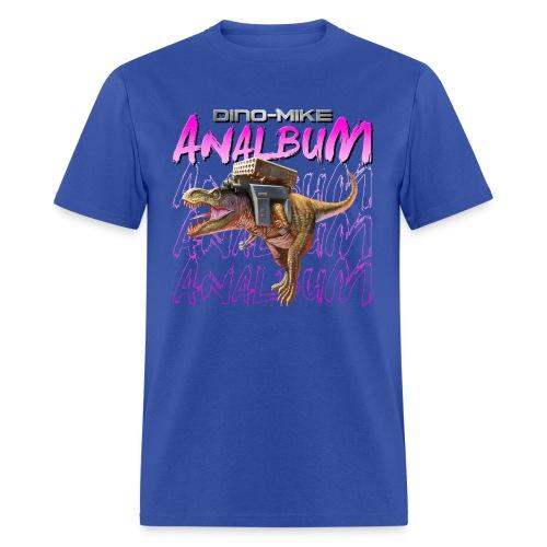 ANALBUM - Official Album Tee - Men's T-Shirt