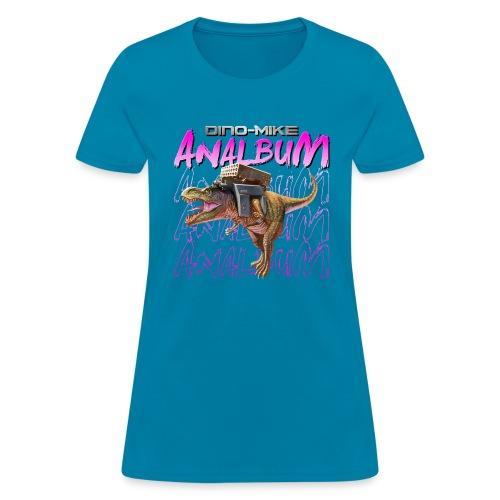 ANALBUM - Official Album Tee (women's) - Women's T-Shirt