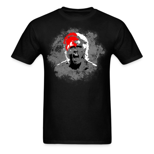 Busted Wide Open - Men's T-Shirt