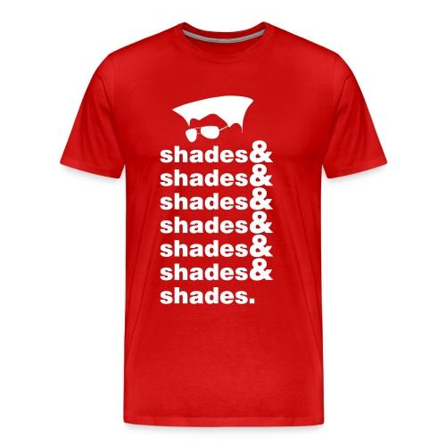 Shades & Shades - Men's Premium T-Shirt
