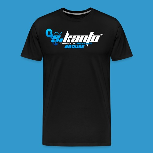S.Kanto Logo - Men's Premium Tee - Men's Premium T-Shirt