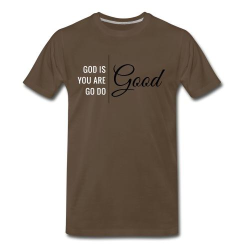 Credo Shirt - Men - Men's Premium T-Shirt