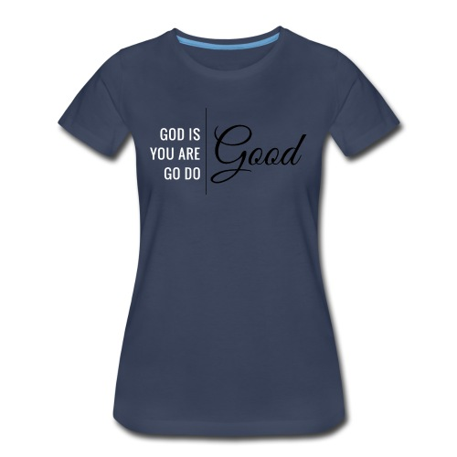 Credo Shirt - Women - Women's Premium T-Shirt