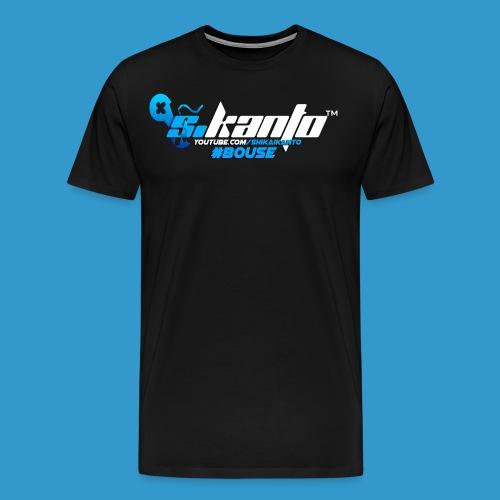 S.Kanto Logo - BIG #BOUSE Tee - Men's Premium T-Shirt