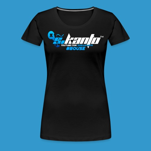 S.Kanto Logo - Women's Premium Tee - Women's Premium T-Shirt