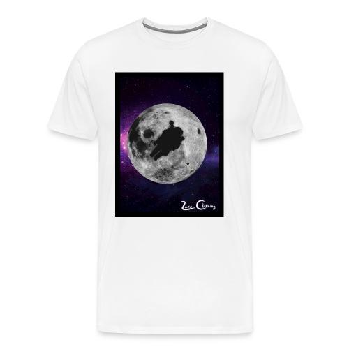 Floating Astronaut Space tee - Men's Premium T-Shirt