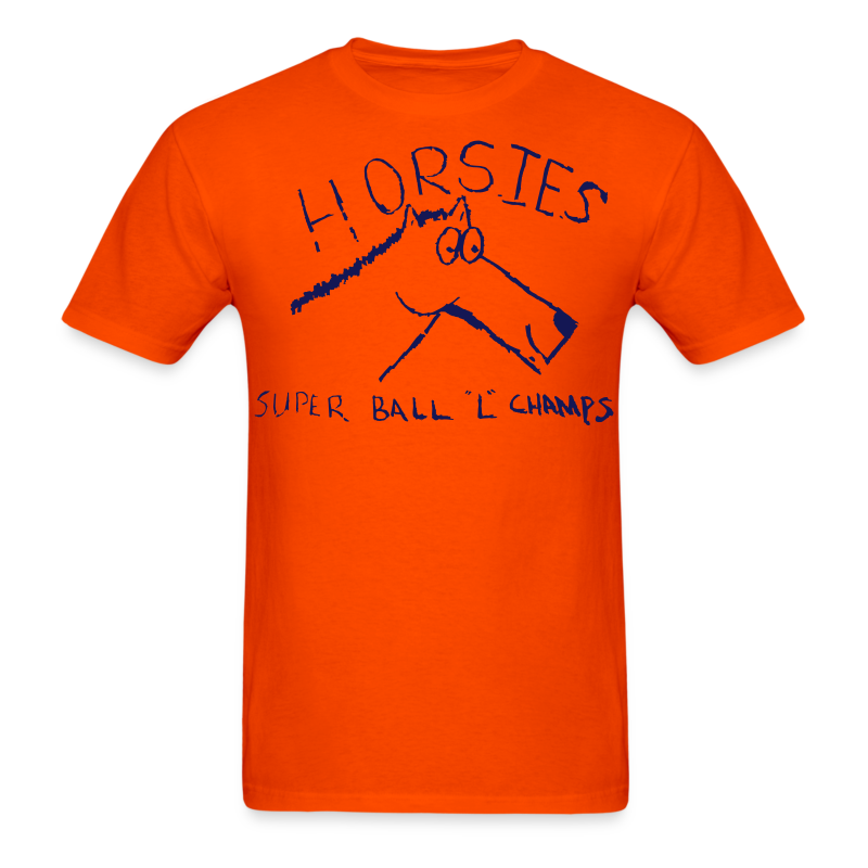 horsies - Men's T-Shirt