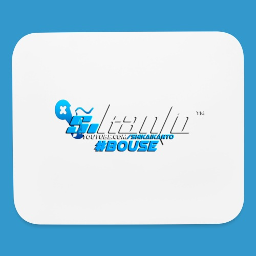 S.Kanto Channel Logo - Mouse Pad - Mouse pad Horizontal
