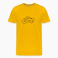 Crocodile dangerous wicked cool T-Shirts