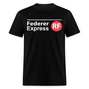 Federer Express - Men's T-Shirt