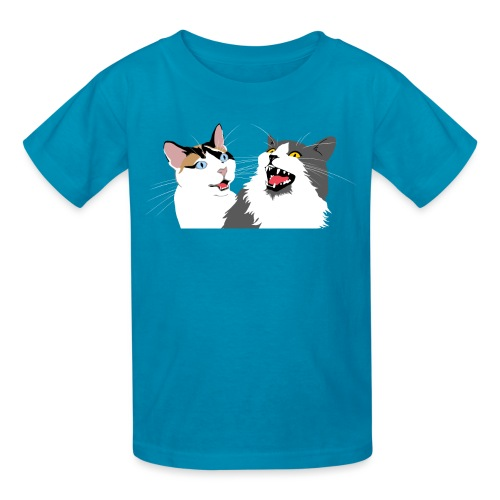 Otto & Egon (Kid's) - Kids' T-Shirt
