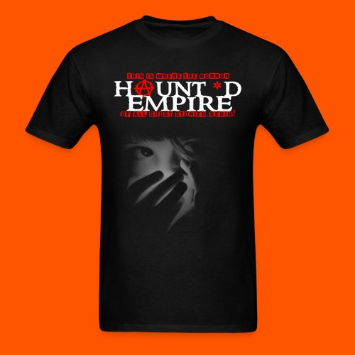 HAUNT*D EMPIRE #1 SEKRET - Men's T-Shirt