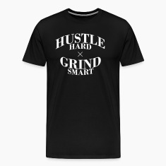 Hustle Hard Grind Smart