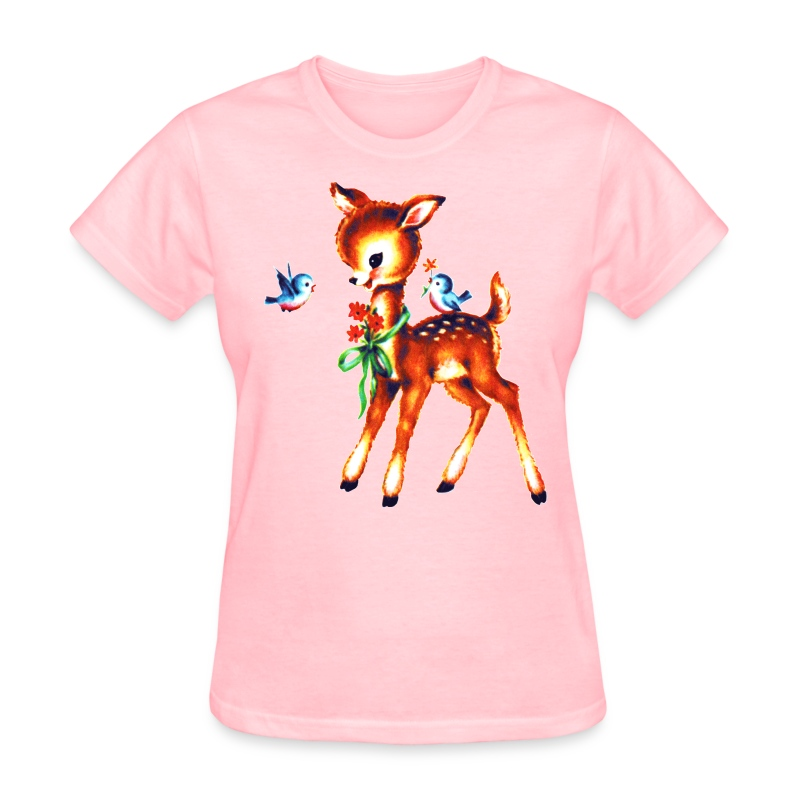 Deer - Women's T-Shirt