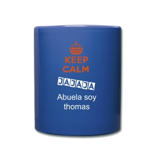 Taza para abuela - Full Color Mug