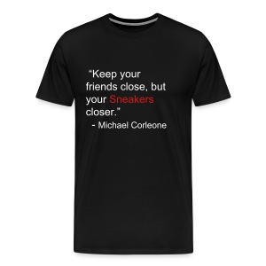 Corleone Chatter - Men's Premium T-Shirt