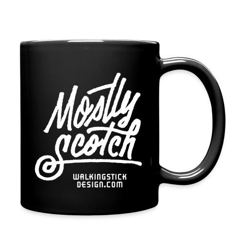 Mostly Scotch Coffee Mug - Full Color Mug