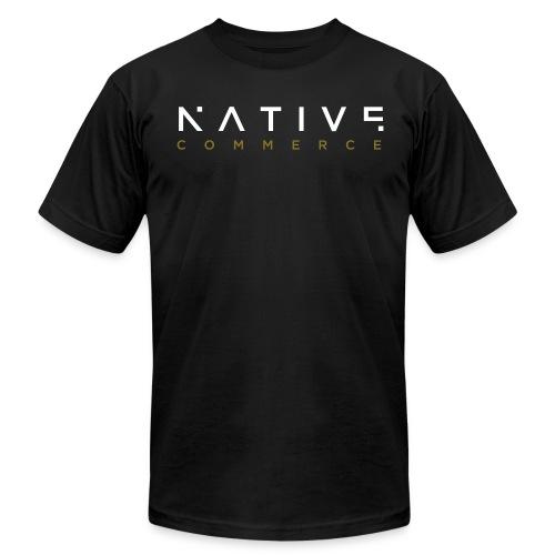 Native Commerce T-Shirt - Men's  Jersey T-Shirt