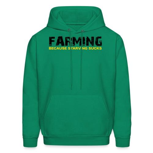 Limited: Farming BC Starving Hoodie - Men's Hoodie