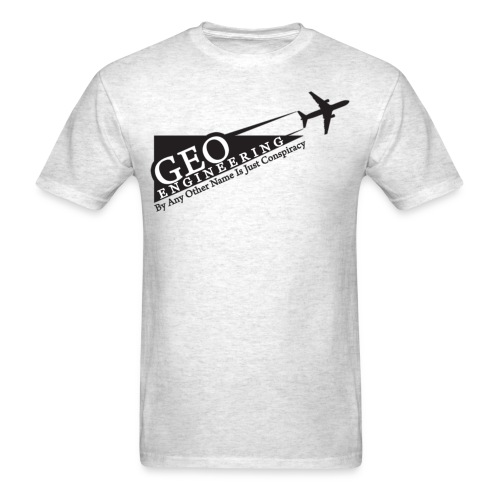 Geo Engineering - Men's T-Shirt