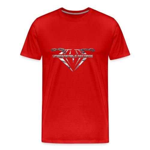 RED UNBREAKABLE - Men's Premium T-Shirt