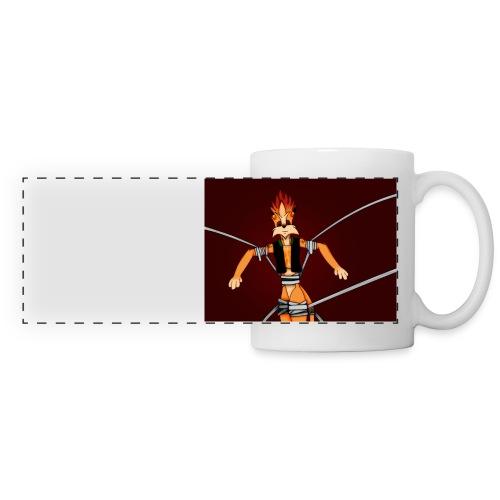 Tied Up Moomba - Panoramic Mug