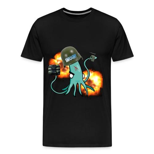Simply Army C4 tee - Men's Premium T-Shirt