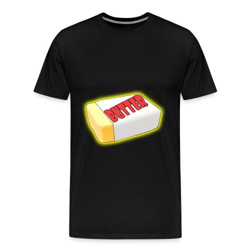 F*ck Butter - Men's Premium T-Shirt