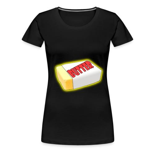 F*ck Butter - Women's Premium T-Shirt