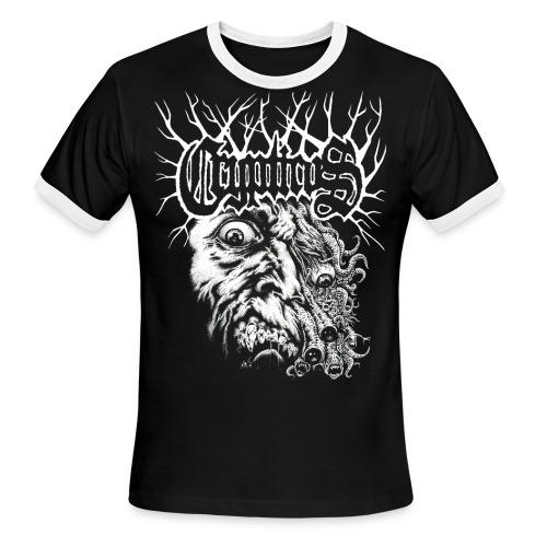 Crypticus Men's Dedicated To the Impure Allen K. T-Shirt - Men's Ringer T-Shirt