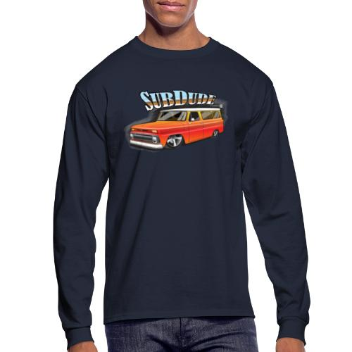 Sub Dude PREMIUM ART LS Tee - Men's Long Sleeve T-Shirt