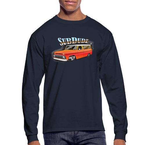 Sub Dude PREMIUM ART LS Tee - Men's Long Sleeve T-Shirt
