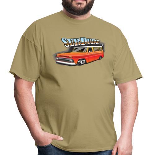 Sub Dude PREMIUM ART Tee - Men's T-Shirt